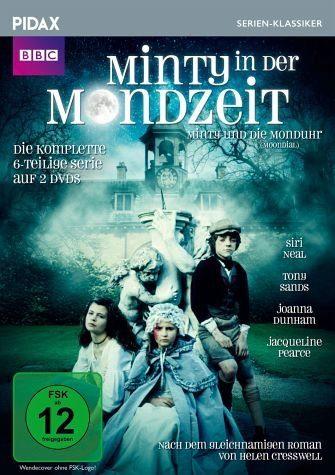 DVD »Minty in der Mondzeit (2 Discs)«