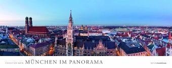 Kalender »München im Panorama«
