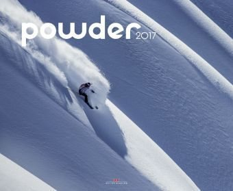 Kalender »Powder 2017«