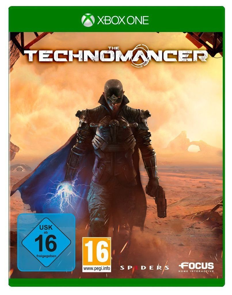 Koch Media XBOX One - Spiel »The Technomancer«