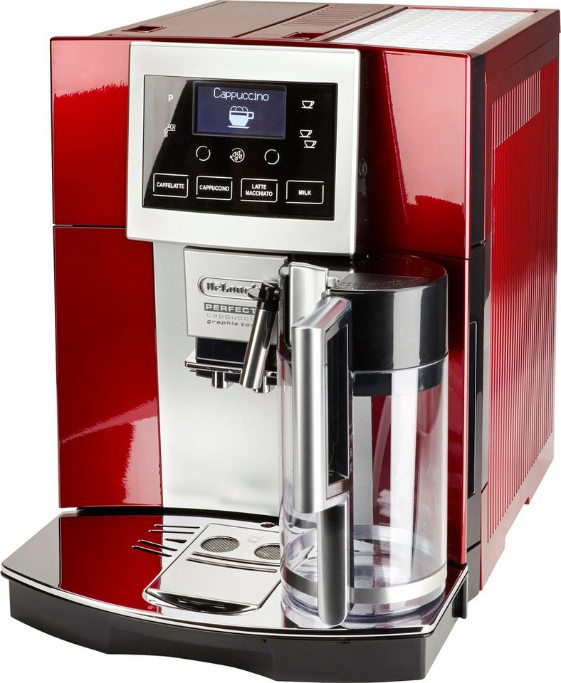 De'Longhi Kaffeevollautomat »ESAM 5708.R« in rot
