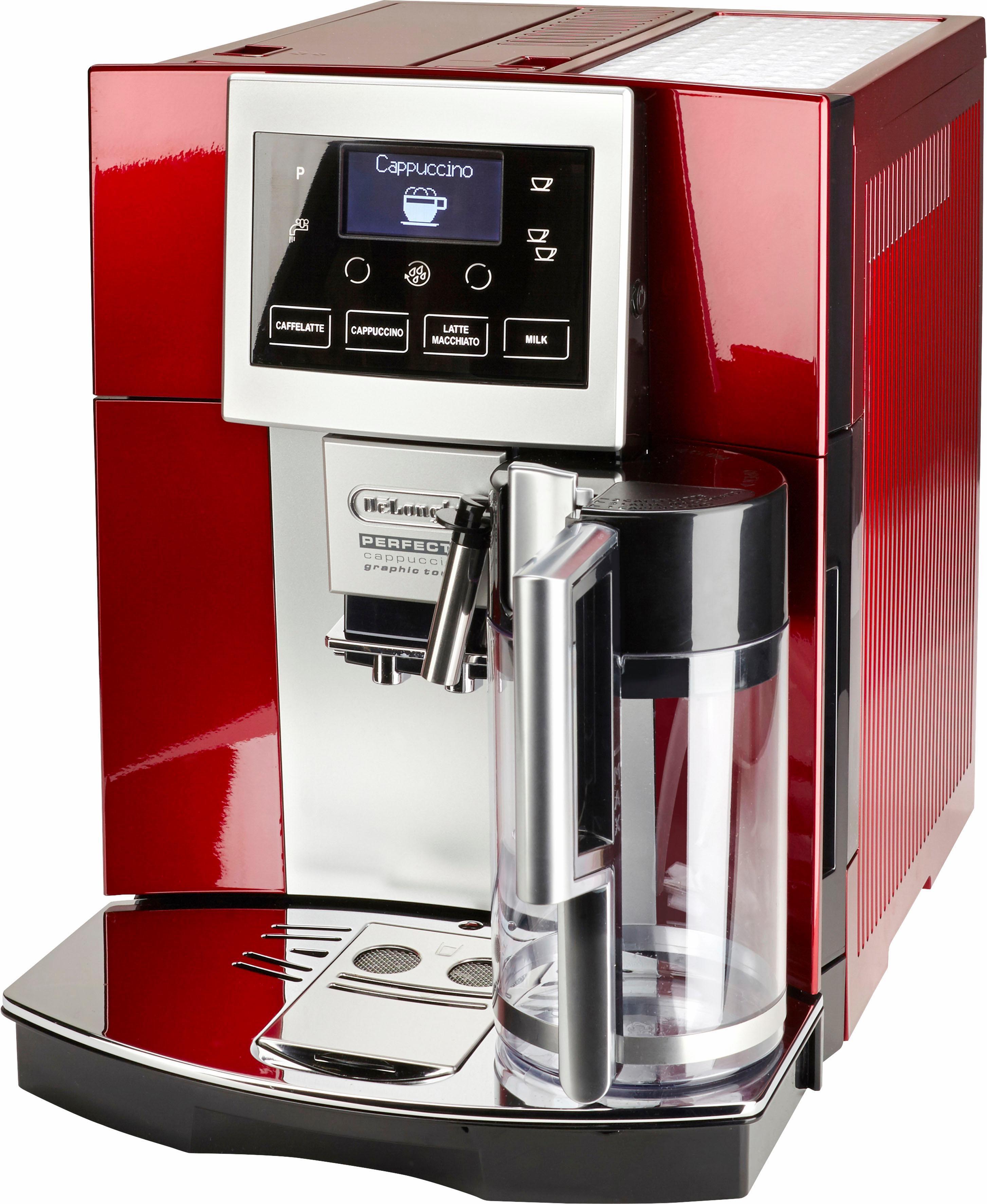 De'Longhi Kaffeevollautomat »ESAM 5708.R«
