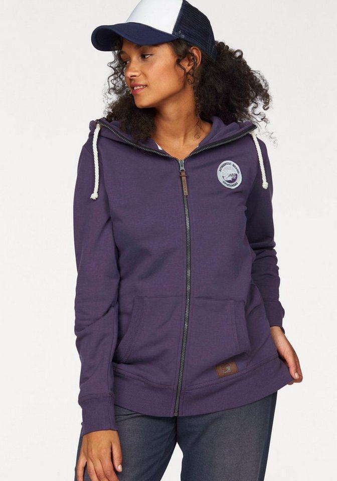Ocean Sportswear Sweatjacke in lila