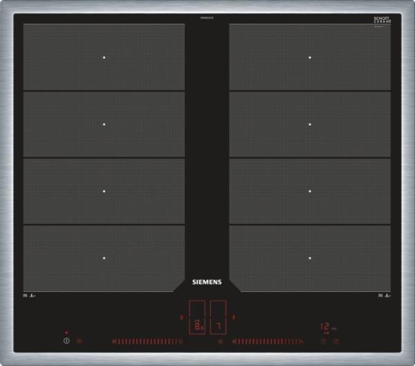 Siemens Flex-Induktions-Kochfeld EX645LXC1E