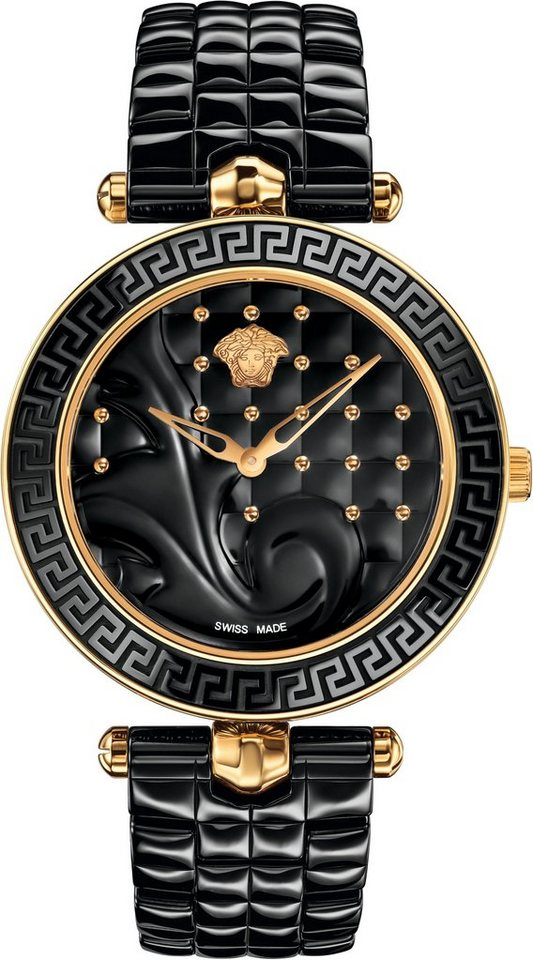 versace schweizer uhr vanitas ceramic vao040016 otto. Black Bedroom Furniture Sets. Home Design Ideas