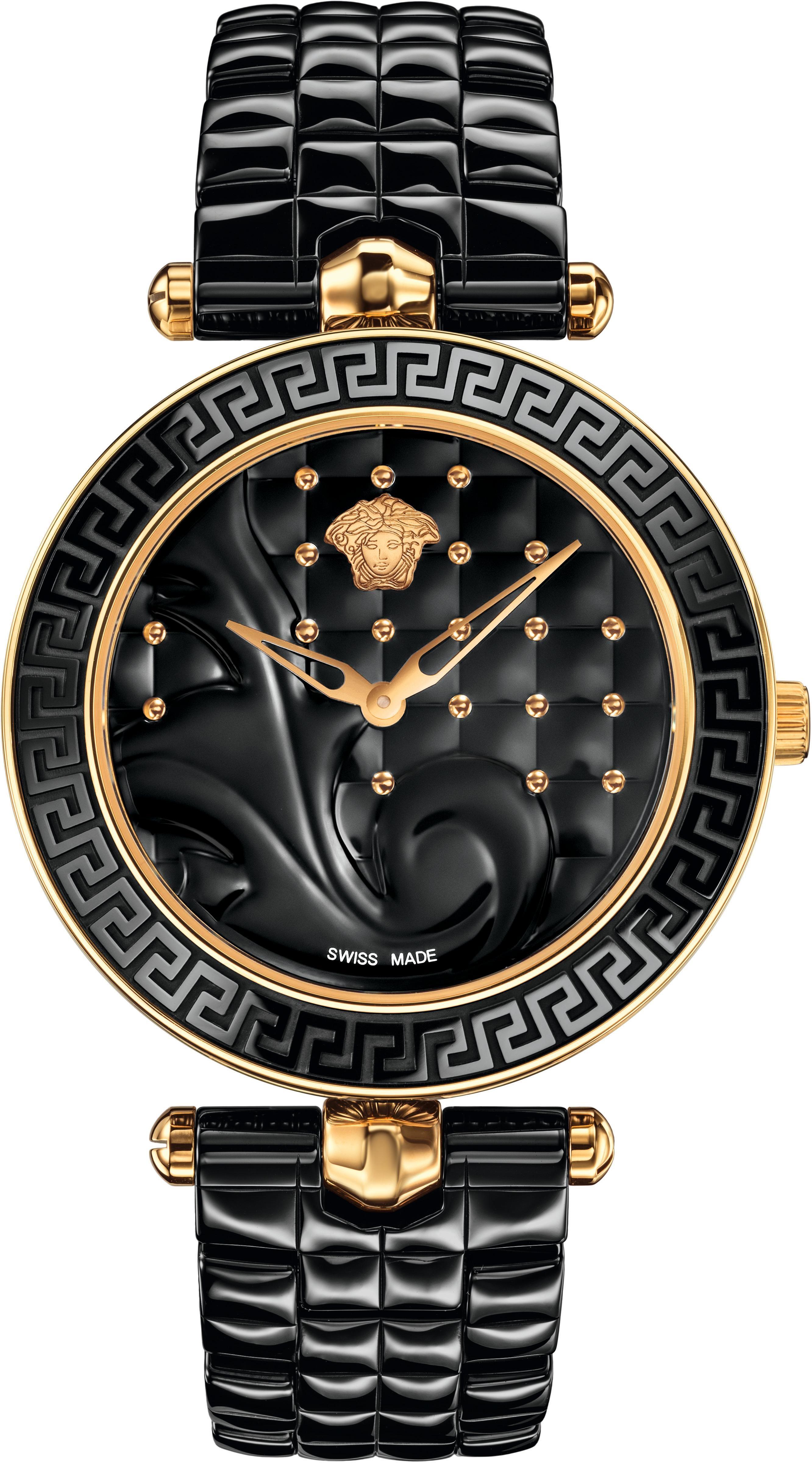 Versace Schweizer Uhr »VANITAS CERAMIC, VAO040016«