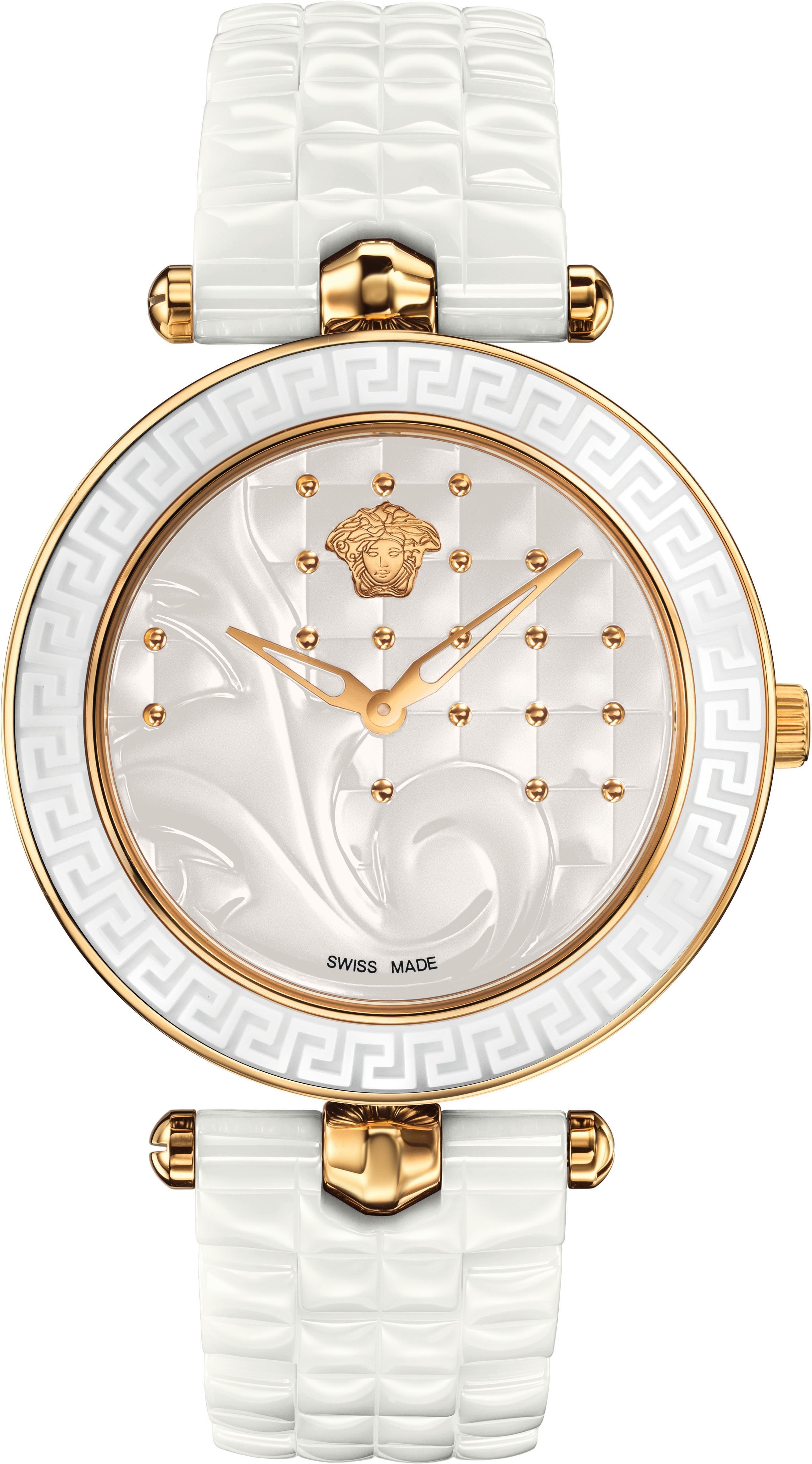 Versace Schweizer Uhr »VANITAS CERAMIC, VAO030016«
