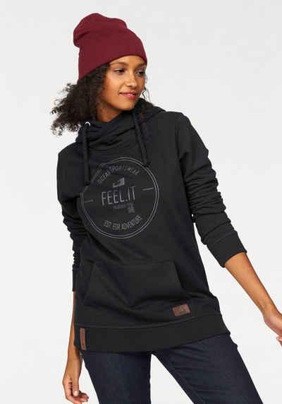 Ocean Sportswear Kapuzensweatshirt - in große Größe