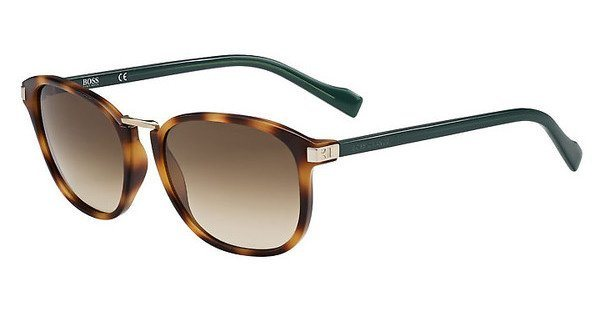 Boss Orange Herren Sonnenbrille » BO 0178/S« in K9Y/JD - braun/braun