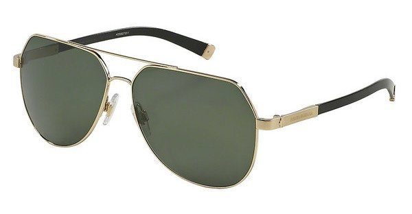 DOLCE & GABBANA Herren Sonnenbrille »BASALTO DG2133K«