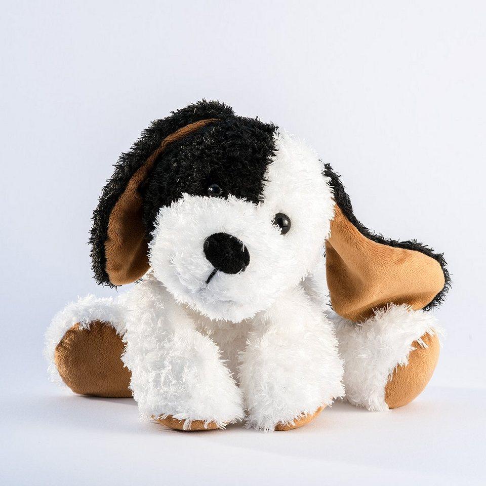 Schaffer Plüschtier, »Hund Flecki 30 cm«