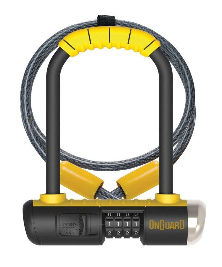 Onguard Fahrradschloss »Bulldog Mini DT Bügelschloss 90x140 mm Ø13 mm«