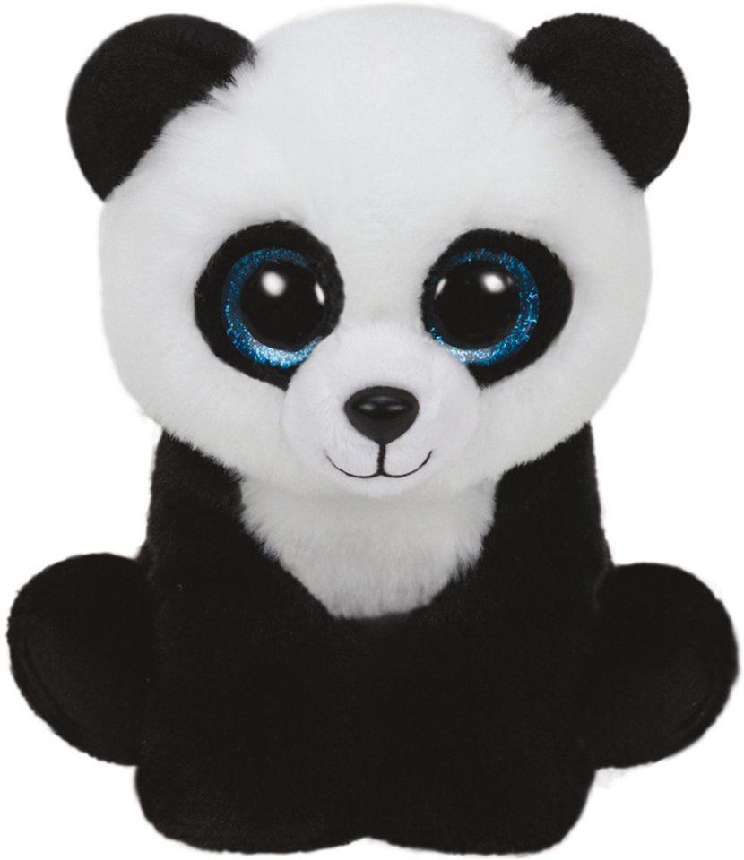 Ty Kuscheltier mit Glitzeraugen, »Beanie Classic Ming Pandabär, 24 cm«