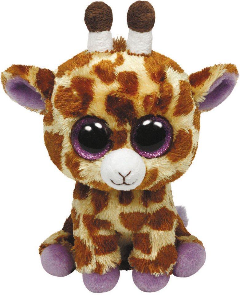 Ty Kuscheltier mit Glitzeraugen, »Beanie Boo´s™ Glubschi´s® Safari Giraffe, XLarge 42cm« in braun