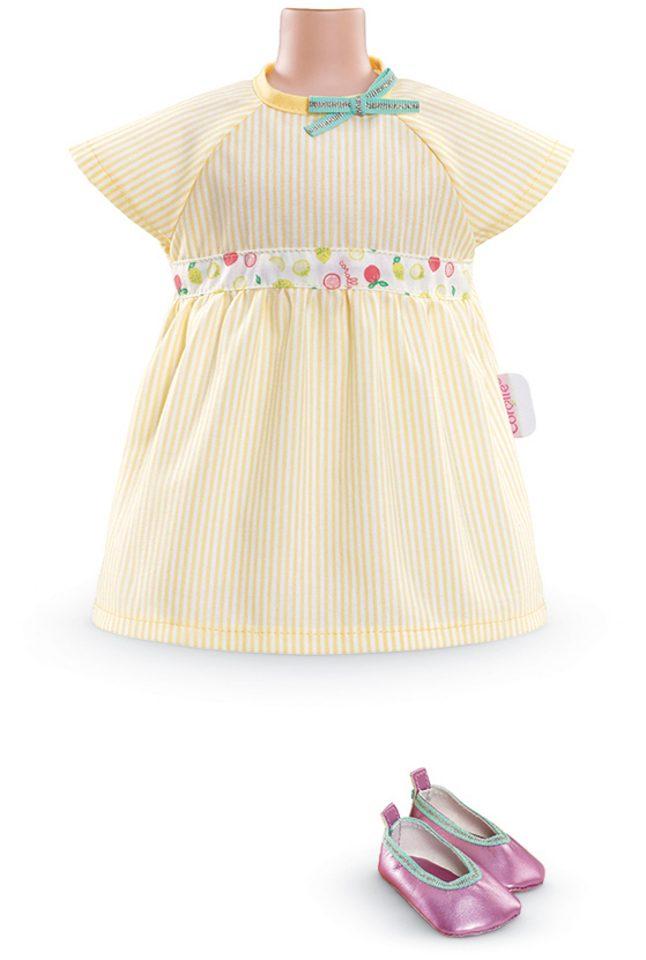 Corolle Puppenkleid, Größe 36 cm, »BB36 gelb Fresh Riviera«