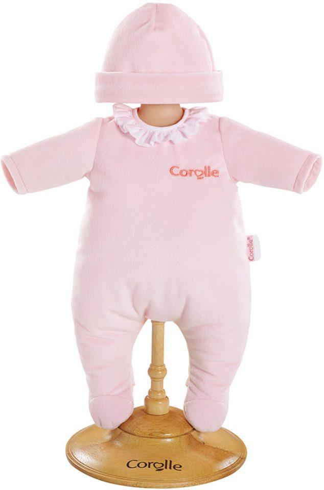 Corolle Puppenschlafanzug mit Mütze, Größe 36 cm, »BB36 rosa«