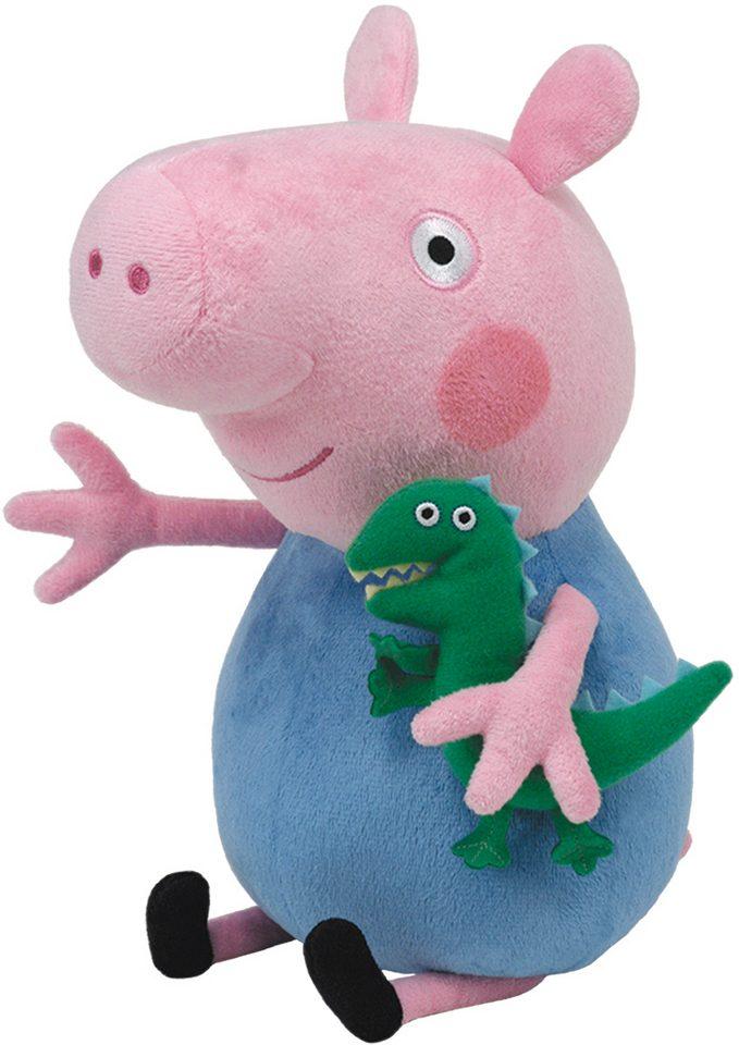 Ty Kuscheltier, »Beanie Babies® Peppa Pig Schorsch, XLarge 50cm«