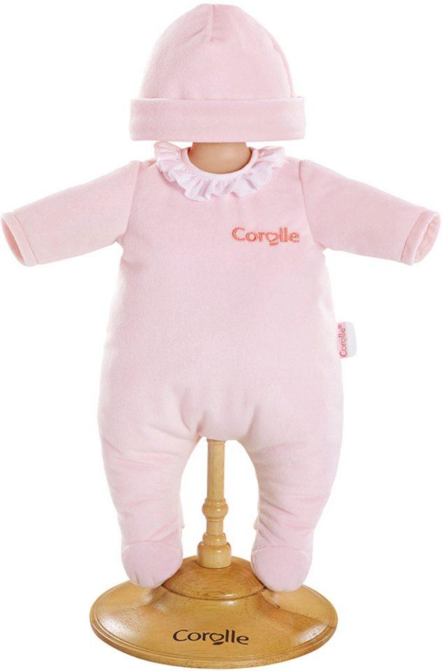 Corolle Puppenschlafanzug mit Mütze , Größe 30 cm, »BB30 rosa«