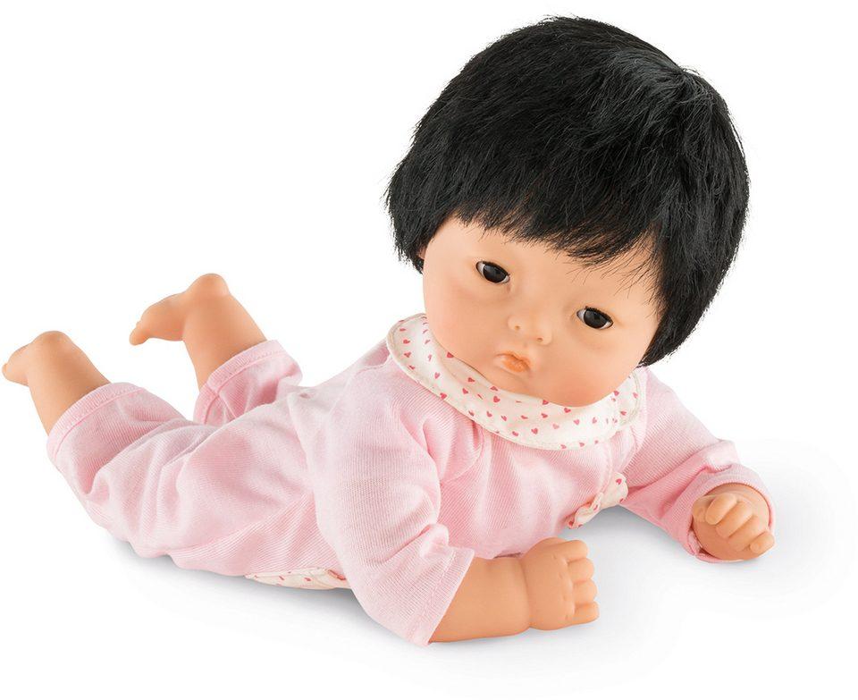 Corolle Babypuppe mit Haaren, »Calin Yang 30cm«