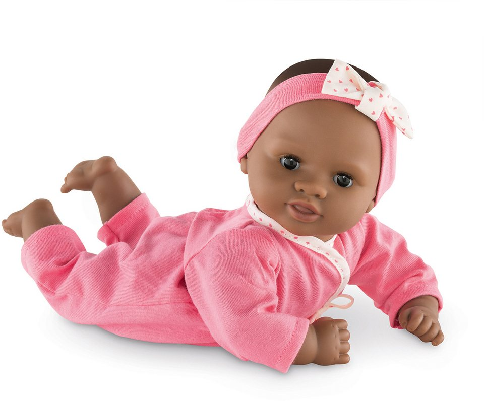 Corolle Puppe mit Vanilleduft, »Calin Naïma 30cm« in rosa