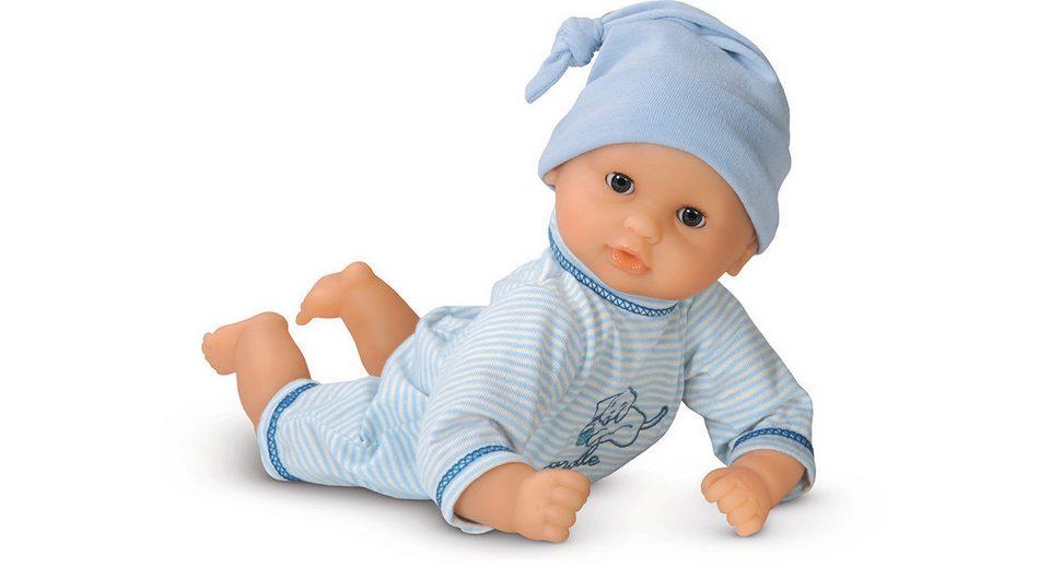 Corolle Babypuppe mit Zipfelmütze, »Calin Blau 30cm«