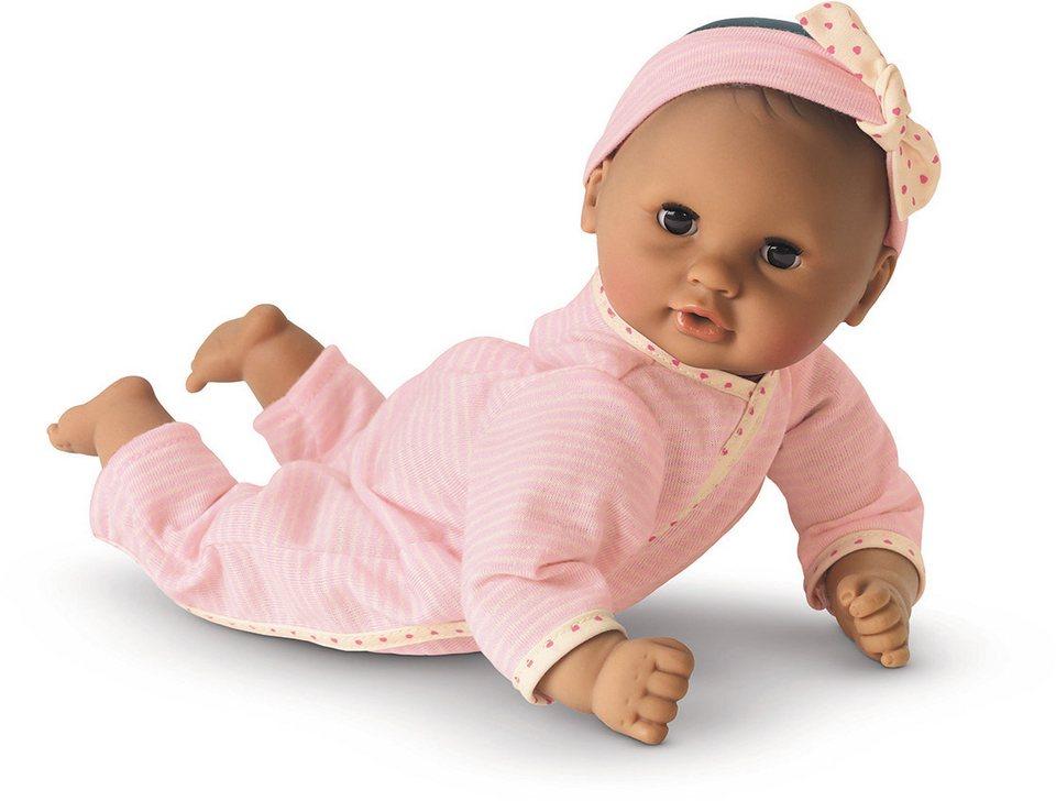 Corolle Babypuppe mit Schlafaugen, »Calin Maria 30cm« in rosa