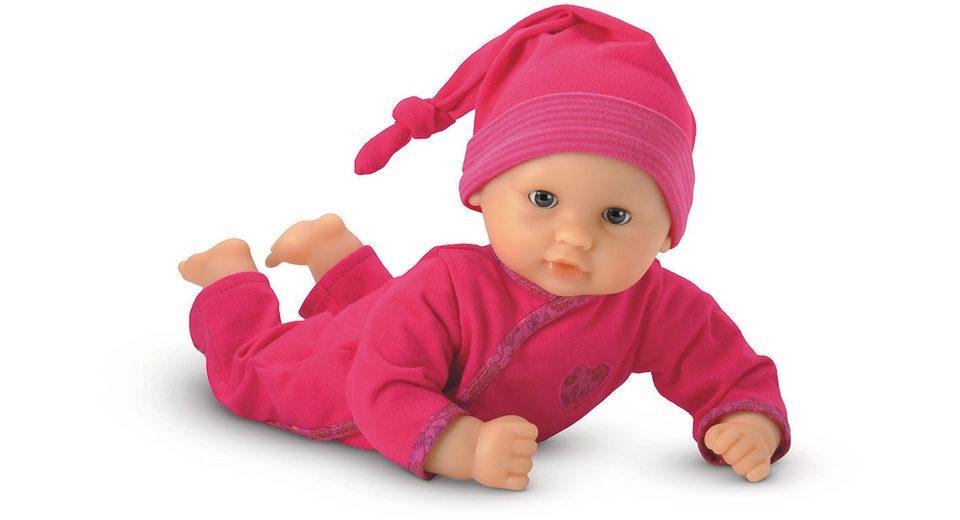 Corolle Babypuppe mit Zipfelmütze, »Calin Granatapfel 30cm«