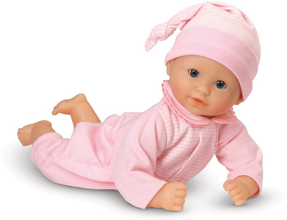 Corolle Babypuppe mit Vanilleduft, »Calin Charmeur pastell 30 cm« in rosa
