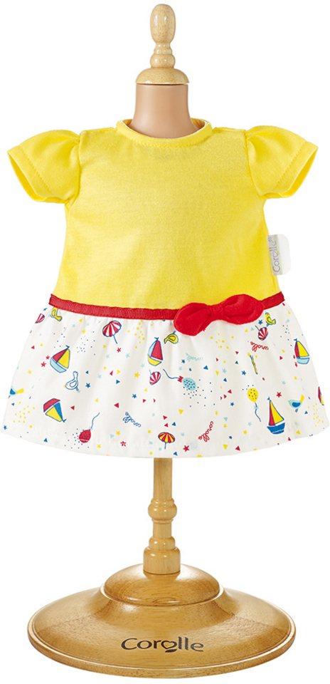 Corolle Puppenkleidchen, Größe 36 cm, »BB36 maritim« in gelb