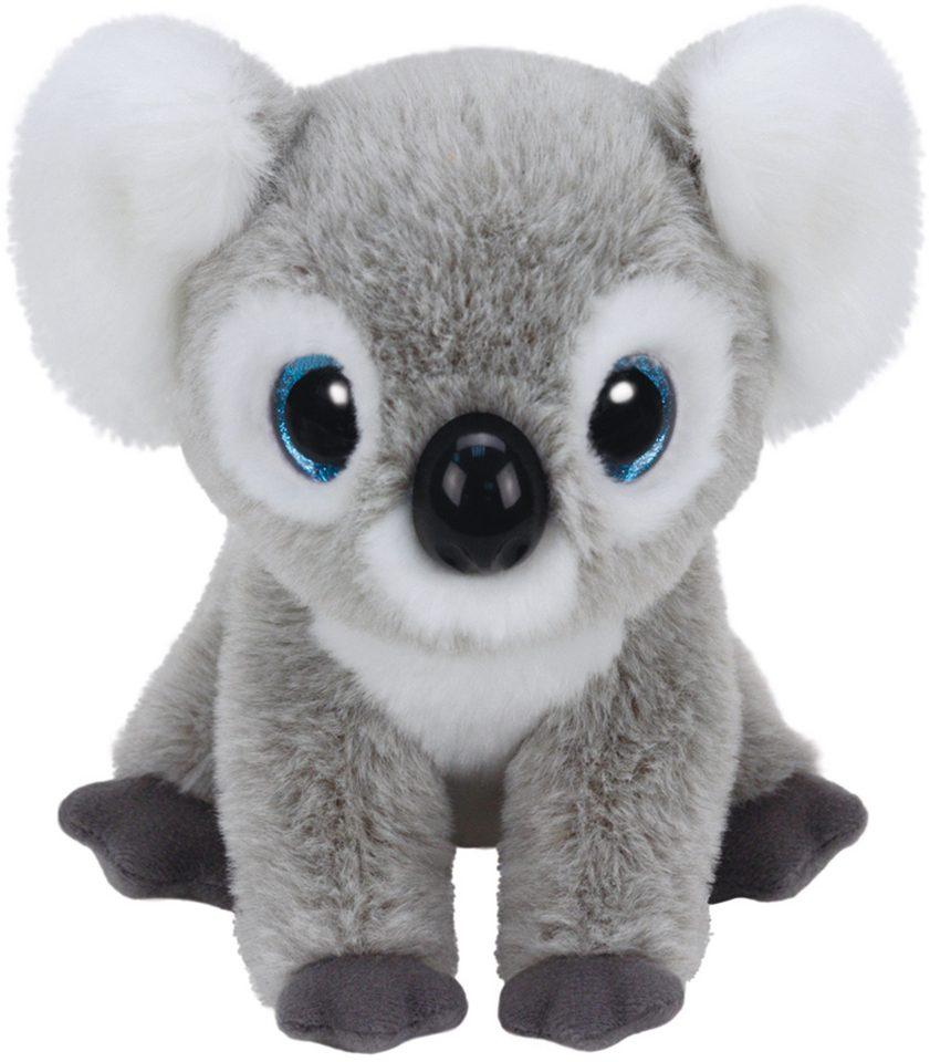 Ty Kuscheltier mit Glitzeraugen, »Beanie Classic Kookoo Koala, 24 cm«