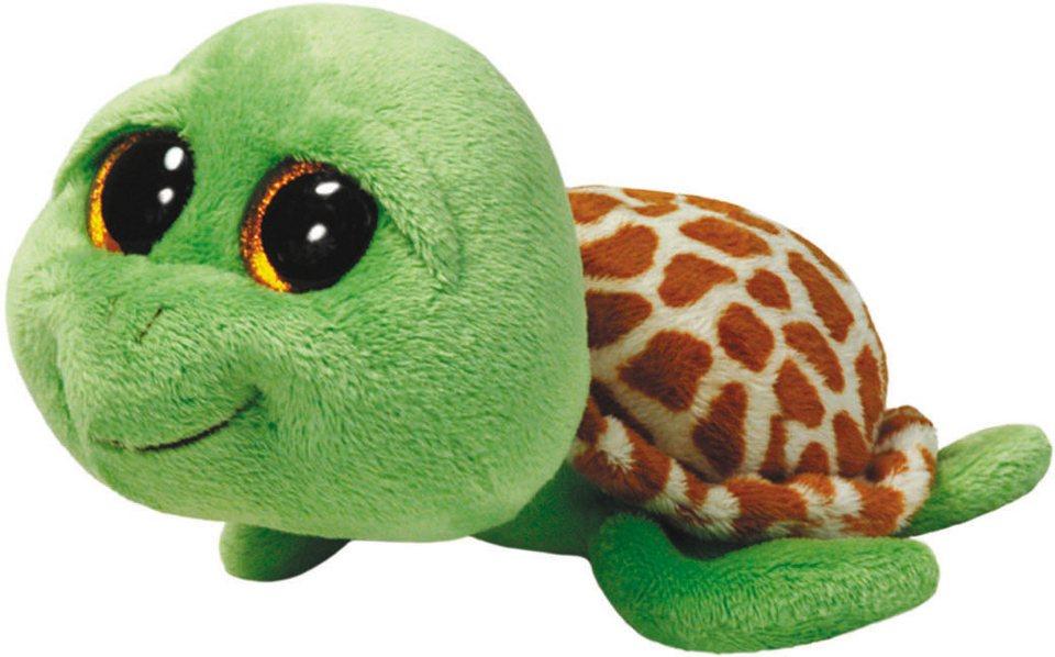 Ty Kuscheltier mit Glitzeraugen, »Beanie Boo´s™ Glubschi´s® Buddy Zippy Schildkröte, Large 24cm« in grün
