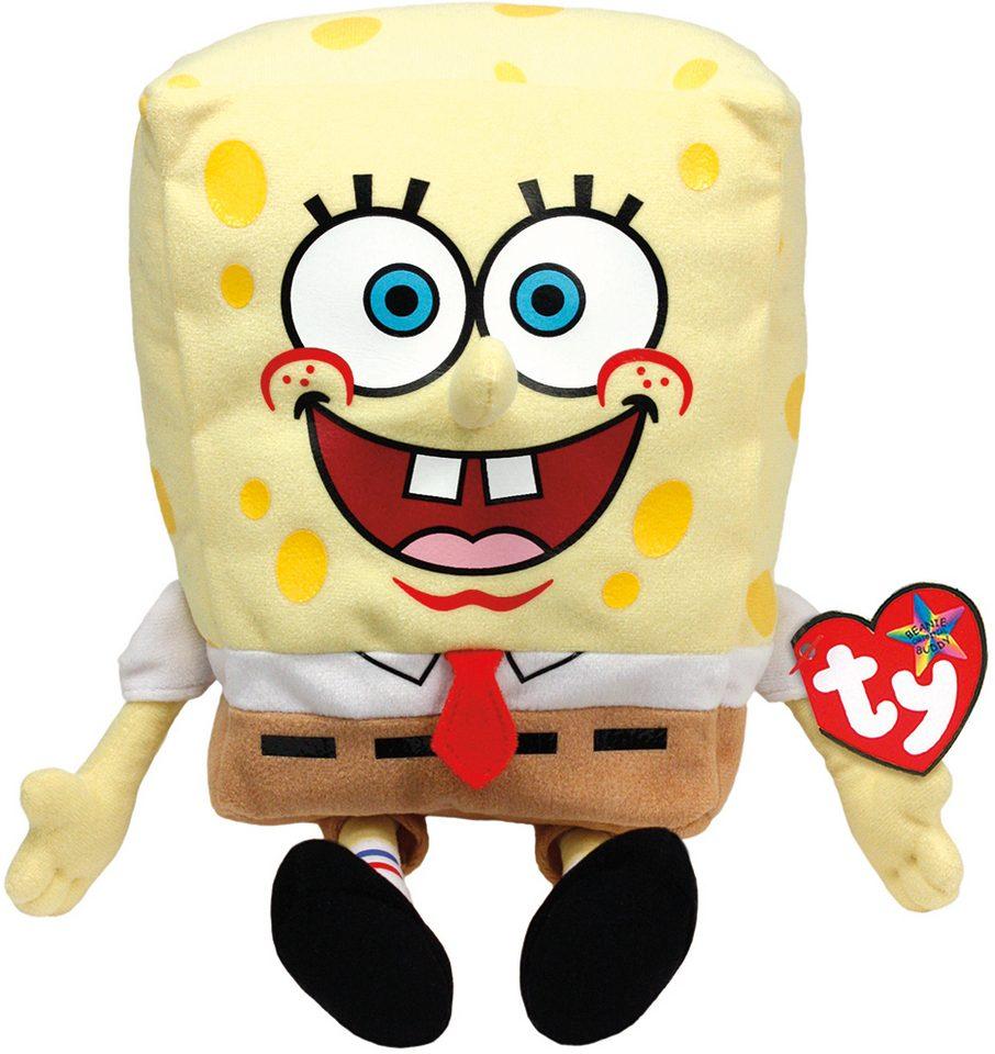 Ty Kuscheltier, »SpongeBob Schwammkopf, Large 30cm«