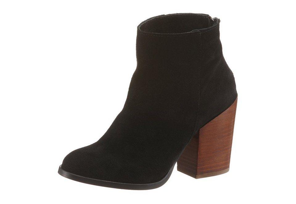 Vero Moda Stiefelette im Westernstyle in schwarz