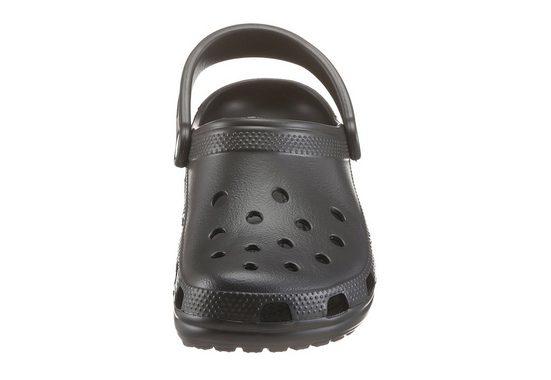 Crocs Classic Clog, mit typischem Logo