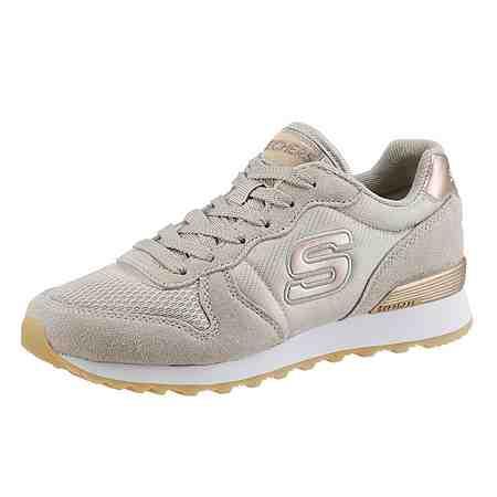 Skechers »GoldN Gurl« Sneaker mit Memory Foam