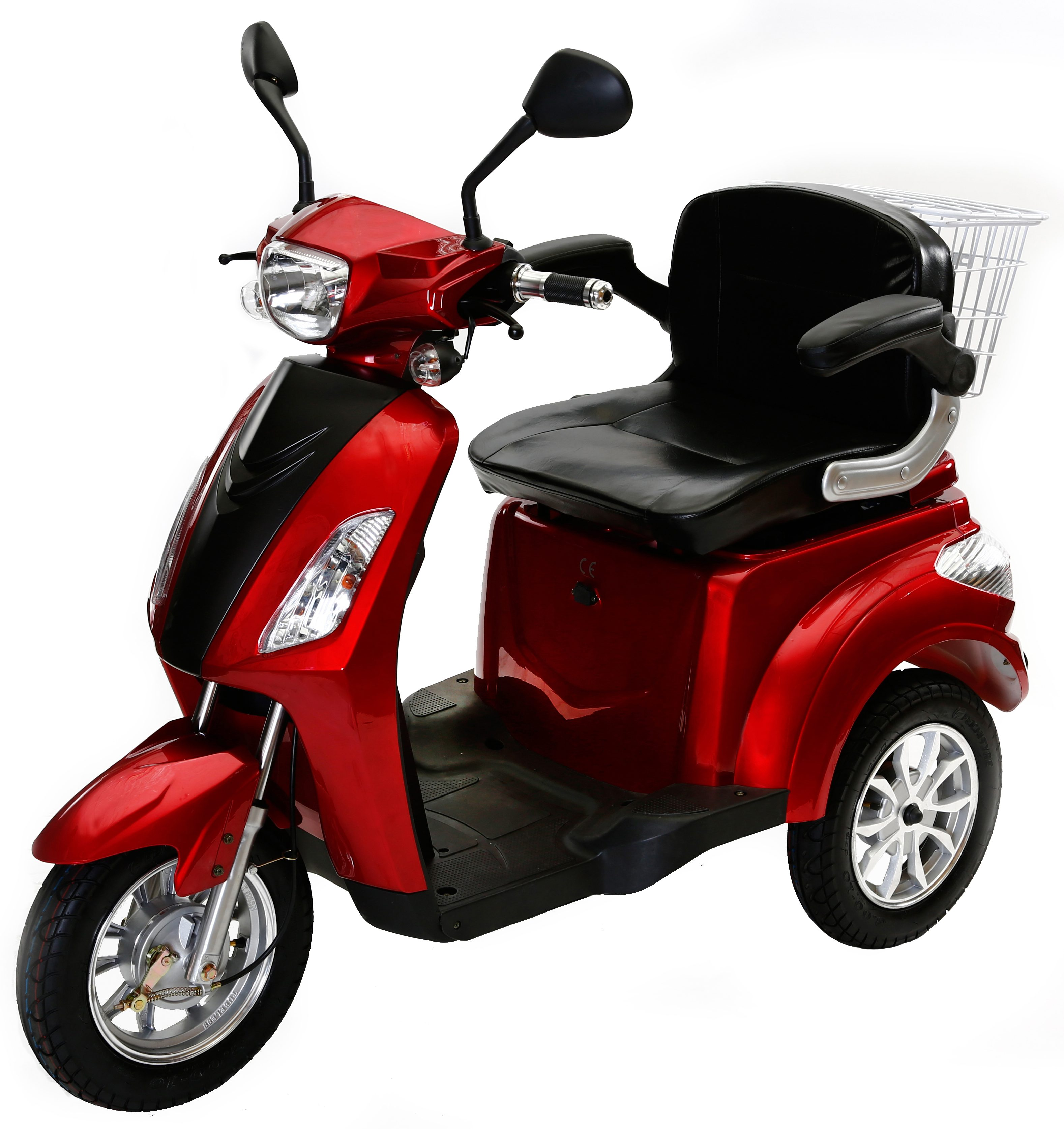 Rolektro E-Roller, 25 km/h, »E-Trike 25«