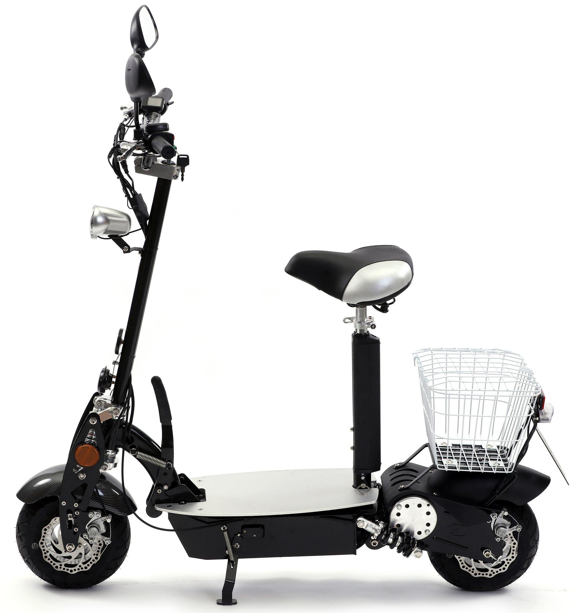 Rolektro E-Roller, 20 km/h, »Eco-Fun 20-2«