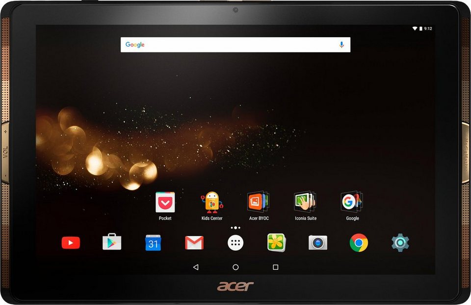 acer iconia tab 10 a3 a40 tablet pc android 6 0 quad. Black Bedroom Furniture Sets. Home Design Ideas