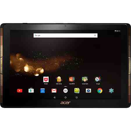 Acer Iconia Tab 10 A3-A40 Tablet-PC, Android 6.0, Quad-Core, 25,7 cm (10,1 Zoll), 2048 MBDDR3L RAM