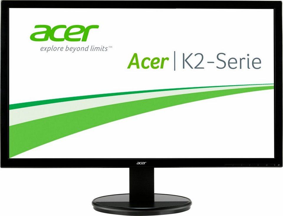 Acer K222 HQLBid LED-Monitor, 54,7 cm (21,5 Zoll), 1920 x 1080, 16:9 in schwarz