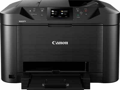 Canon MAXIFY MB5150 Multifunktionsdrucker, (LAN (Ethernet), WLAN (Wi-Fi)