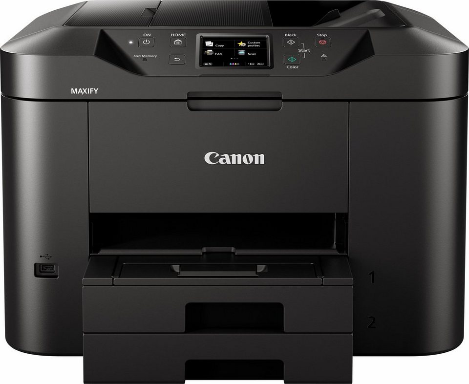 Canon MAXIFY MB2750 Multifunktionsdrucker in schwarz