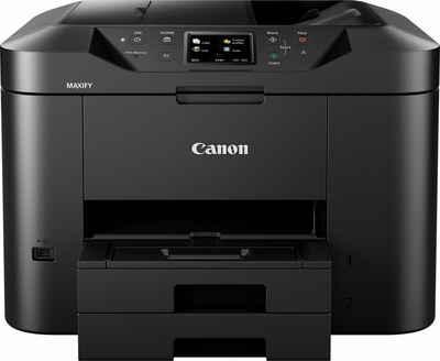 Canon MAXIFY MB2750 Multifunktionsdrucker, (LAN (Ethernet), WLAN (Wi-Fi)