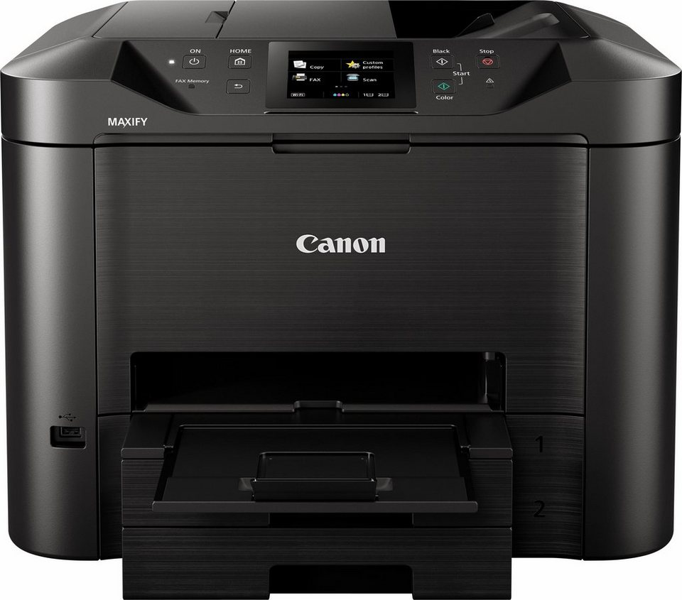 Canon MAXIFY MB5450 Multifunktionsdrucker in schwarz