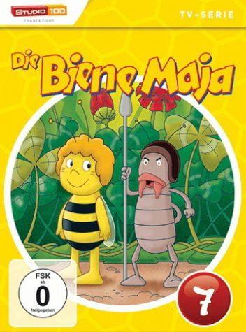 DVD »Biene Maja - DVD 07«
