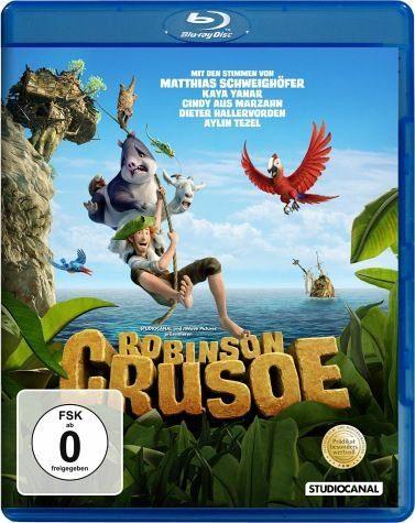 Blu-ray »Robinson Crusoe«