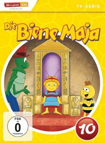DVD »Biene Maja - DVD 10«