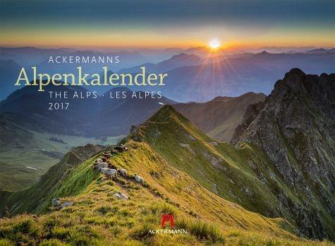 Kalender »Alpenkalender 2017«
