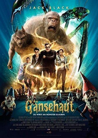 Blu-ray »Gänsehaut (Steelbook)«