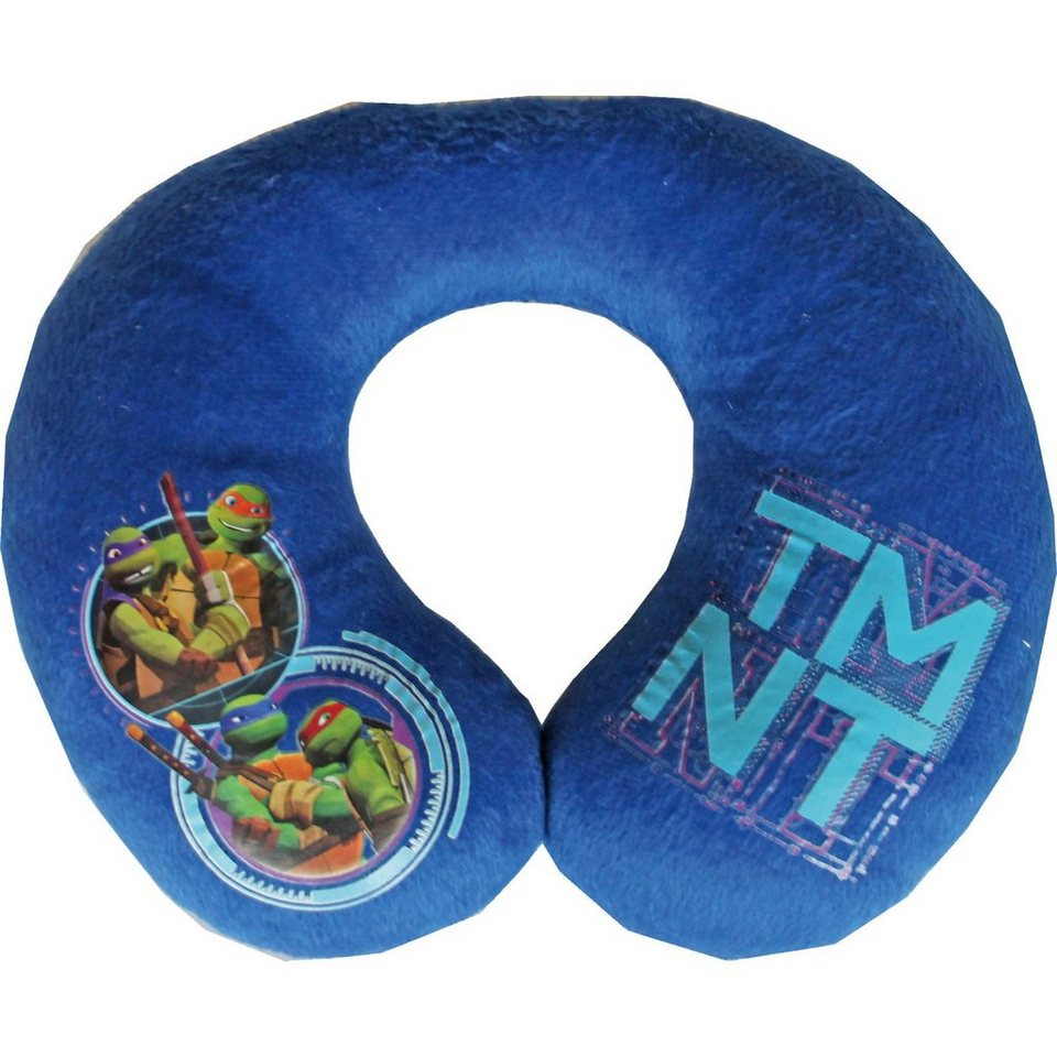 ProType Nackenrolle, Ninja Turtles in blau
